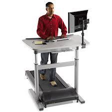 Computer Desk Treadmill Computer Desk With Monitor Mount Ideas Greenvirals Style