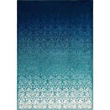 Shining Rug Pattern Turquoise Area Rugs Rugs The Home Depot