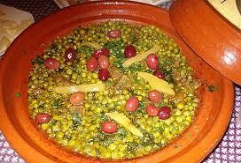 recette cuisine marocaine tajine de veau aux petits pois recettes de tajines cuisine