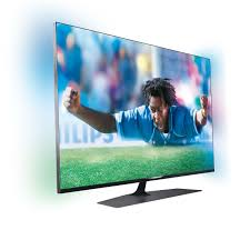 ultra slim smart 4k ultra hd led tv 55pus7809 12 philips