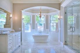 blue bathroom complex marble tile floors zillow digs zillow
