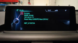 Bmw X5 Update - connecteddrive new software update available 10 2015