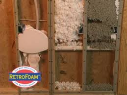 Spray Foam Insulation For Basement Walls by Spray Foam Insulation U2013 Why Retrofoam Home Doctor Of America