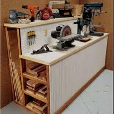 Tool Bench Organization 87 Best Garage Laundry Workshop Images On Pinterest Woodwork