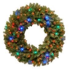 National Tree Company Outdoor Christmas Decorations by Buy 36 Outdoor Christmas Wreaths From Bed Bath U0026 Beyond