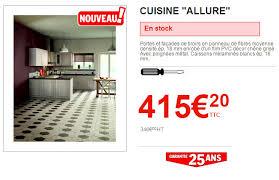 brico depot meuble cuisine cuisines brico dépôt du nouveau