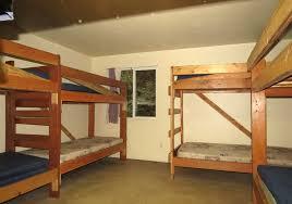 Bunk Cabin Beds Bunk Cabins Kellogg Springs C Conference Center