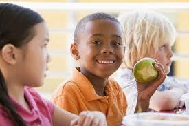 Kids Eating Table Helping Kids Eat Less Sodium Eat Right Ontario