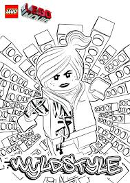 lego movie coloring page picture 835