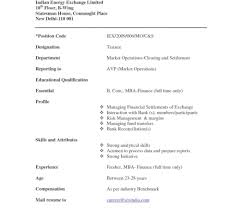 mba resume format for freshers pdf reader mba resume sles free format for template freshers