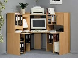 Compact Computer Desks For Home Cozy Corner Computer Desk With Hutch All Office Desk Design