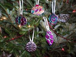 gals wine s crafty tree challenge ornament