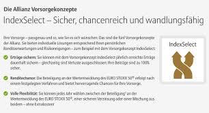 rentenversicherung mit indexbeteiligung indexpartizipation verbraucherzentrale hamburg verklagt allianz altersvorsorge