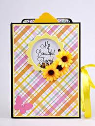 Personalized Scrapbook Albums Amazon Com Kristabella Creations Friends Scrapbook Album Photo