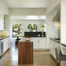 toronto narrow kitchen islands traditional with corner sink solid