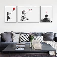 online get cheap banksy wall art aliexpress com alibaba group