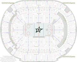 aac map dallas airlines center dallas tx nhl hockey