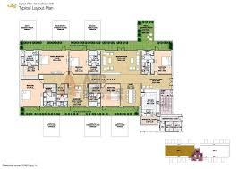 salcon the verandas floor plan floorplan in salcon the verandas floor plan 6 bhk s r store 6425 sq ft