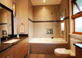 shower glass bathtub awesome modern tub shower combo awesome