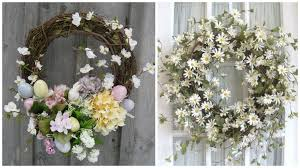 Spring Wreath Ideas Easter U0026 Spring Delights Powell Craft