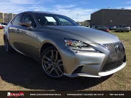 2016 lexus is200t canada new atomic silver 2015 lexus is 250 awd f sport series 3 in depth
