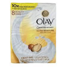 Discount Olay Ultra Moisture Coconut Oasis Body Wash 22 Oz 4 Count Amazon Com Olay Ultra Moisture Beauty Bars 16 Count 4 Oz Each