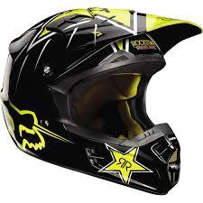 youth xs motocross helmet fox racing v1 rockstar youth helmet chaparral motorsports kacen