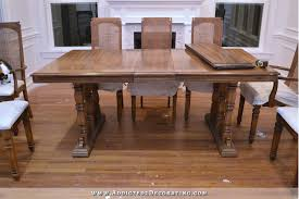Back To The Dining TableAgain - Ebay kitchen table
