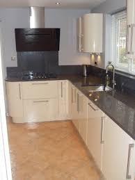 Cream Gloss Kitchen Ideas High Gloss Kitchen Floor Tiles Picgit Com