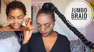 hair pony tail for african hair how to sleek high ponytail on short natural hair youtube