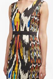 matos stripe cotton printed dress sale french connection usa