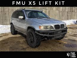 limited time free shipping on our fluid motorunion bmw e53 x5 lift