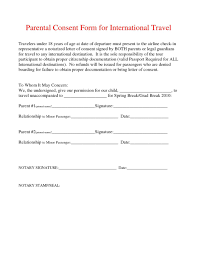 parents consent letter for work free lease contract