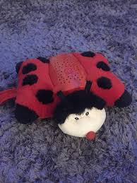 light up ladybug pillow pet ladybird pillow pet with lights in newport gumtree