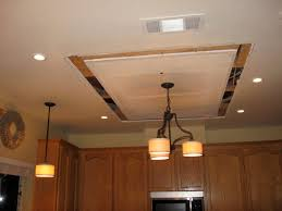 kitchen design ideas nice ceiling fan for kitchen with lights