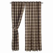 Country Plaid Curtains Plaid Curtains Drapes U0026 Valances Ebay