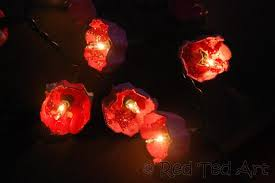 how to make fairy lights how to make blossom fairy lights from egg cartons red ted