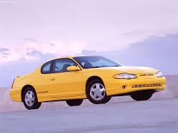 Monte Carlo 2 Door Chevrolet Monte Carlo Ss 2003 Pictures Information U0026 Specs