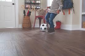 Vinyl Laminate Floor Vinyl Plank Flooring Stands Up To Dirty Deeds U2013 Roaring Fork