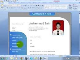 How To Create A Resume On Word Download How To Make A Resume On Word 2007 Haadyaooverbayresort Com