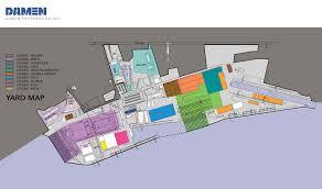 Wet Republic Floor Plan Damen Shipyards Galati
