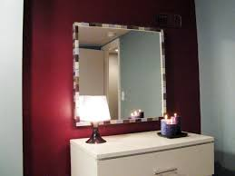 Beachy Bathroom Mirrors by 100 Half Day Designs Mosaic Mirror Hgtv