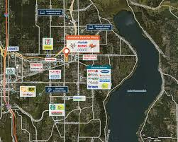 Maps Redmond Overlake Fashion Plaza Redmond Wa 98052 U2013 Retail Space Regency