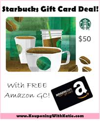 starbuck gift card deal free 5 gift card with starbucks gift card purchase