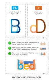 B And D Worksheets How To Eliminate B D Letter Reversal Myteachingstation Com