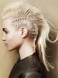 Frisuren Lange Haare Rockig by Die Besten 25 Rockige Frisur Ideen Auf Rockige