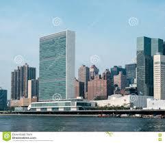 si e des nations unies complexe de siège des nations unies de l onu comme vu de roosevelt