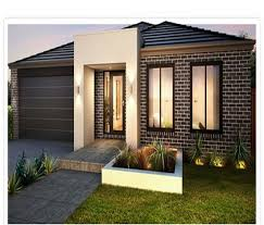 Modern Small House Plans Single Story House Designs Rustic Single Story House Plans Single