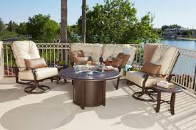 Woodard Patio Furniture - woodard cortland cushion spring chair all things barbecue