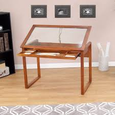 Glass Drafting Tables Architecture Drawing Desk Interior Design